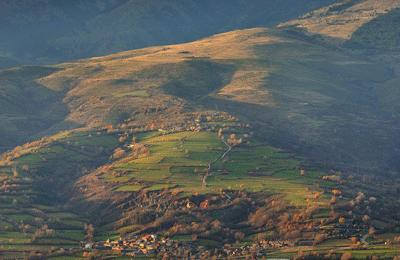 Un paysage transfrontalier