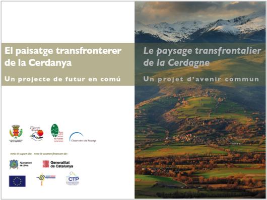 """Publicació de """"El paisatge transfronterer de la Cerdanya"""""""